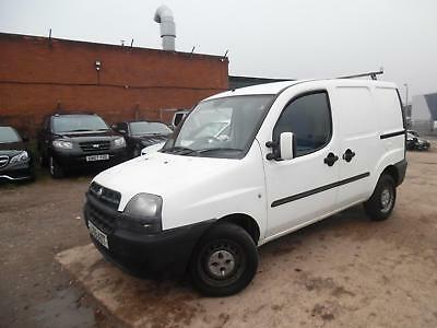 4b57766949dc6b FIAT DOBLO 1.6 Sx Diesel - Cambelt Snapped Sold As Spares Or Repairs ...