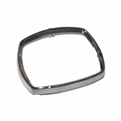 Headlight Headlamp Bezel Rim Alloy Polished Casting Lambretta Scooter AUS