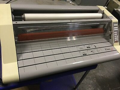 GBC Ultima 65 Laminator Film Roll Heatseal RollSeal A1 500 Micron 635mm Wide