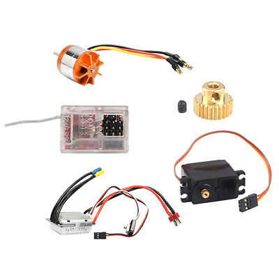 For 1//12 Feiyue Upgraded FY-S3 SUBO SB1513 5-Wire Servo With Metal Gear Car Part