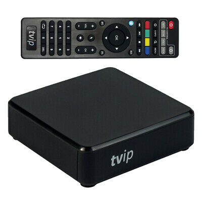 TVIP S-Box v.415 se IPTV HD USB 2.4/5GHz Multimedia Stalker IP Streamer Box WLAN