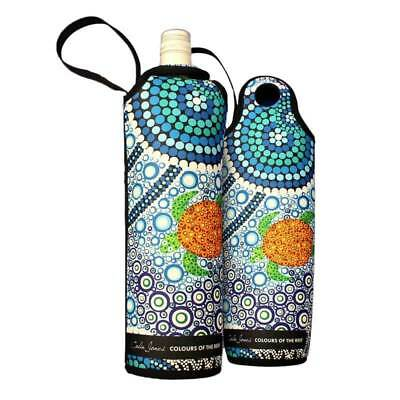 Indigenous Wine Holder - Colours of the Reef
