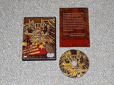Lamb of God - Killadelphia DVD 2005 Complete