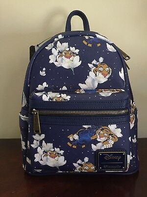5347f04ed61 Loungefly Disney Aladdin Princess Jasmine Raja Starry Night Mini Backpack  Bag