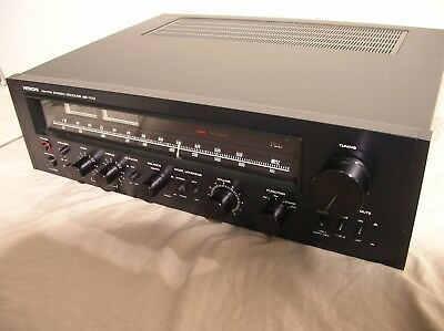 Hitachi Sr-703 Stereo Receiver Amplifier In Excellent Condition  Japan