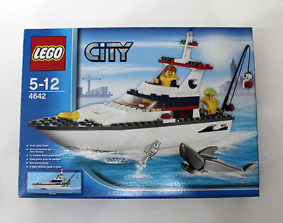LEGO 4602887 City Fishing Boat 4642