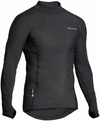 Genuine Halvarssons Thermal Outlast® Wool Winter Polo Base Layer Warm RRP £84