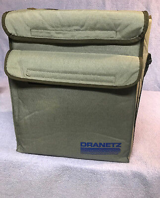Dranetz 658 Power Quality Analyzer Case Only