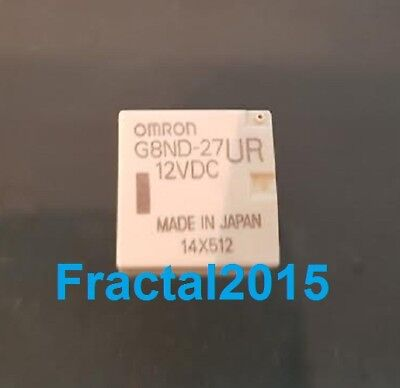 1PCS G8ND-27UR 12VDC Relay Omron