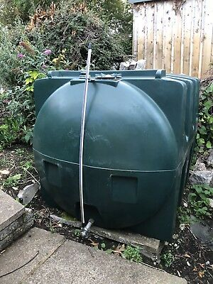 2500 Litre Heating Oil Tank.
