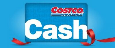 Costco Cash Card Gift Card ENTER WITHOUT MEMBERSHIP $25.Enter without membership