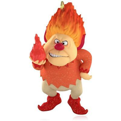 Hallmark 2015 * Heat Miser * The Year Without A Santa Claus * Ornament