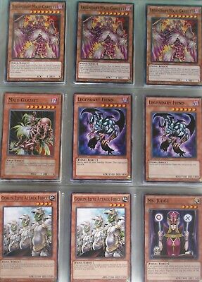 Yugioh card lot (1000s of cards in stock) deck collection: Fiend (40)
