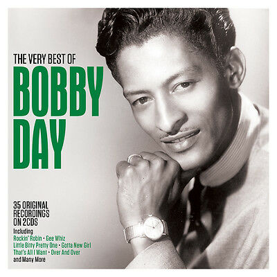 Bobby Day - The Very Best Of - Greatest Hits 2CD NEW/SEALED