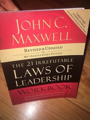 Maxwell Leadership Bible Revised And Updated 658 Picclick