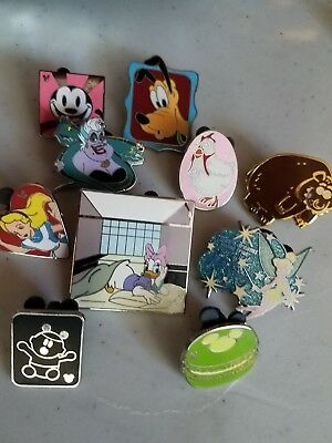 Disney Pin 10 Lot