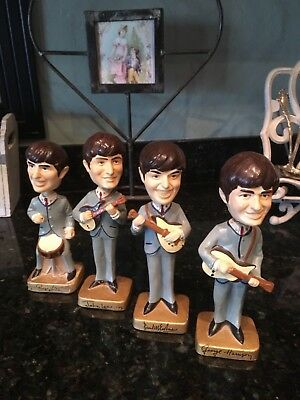1964 Bobbinghead Beatle dolls.  Wonderful addition to your collection.