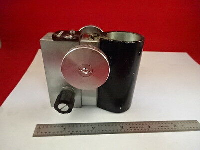 Japan Micrometer Height Adjustment Piece Microscope Part &79-31