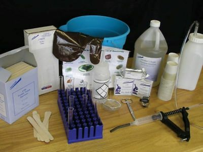 Cattle Fecal Assay Kit Includes All You Need Test For Parasites Worm Sheep Goat