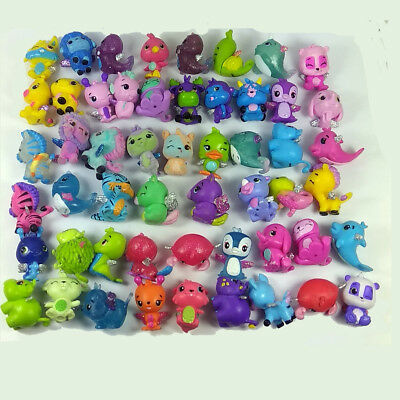 10pcs Random HATCHIMALS COLLEGGTIBLES Animals Mini Figures Gift -All Different