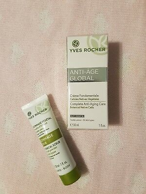 Yves Rocher Anti Age Global Tagescreme 50 Ml Neu Ovp Eur 18