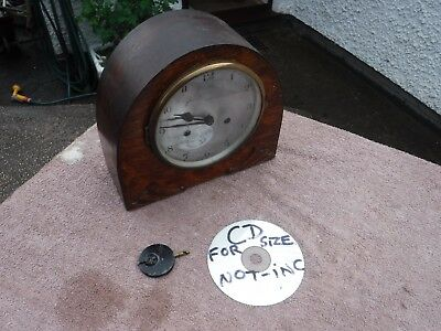 Vintage  Art  Deco  Smiths  Mantel  Clock.
