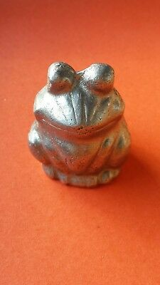 PEWTER FROGS FIGURINE Knick Knacks - $2 75 | PicClick