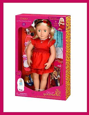 New Our Generation Leah 18 Doll Horseback Riding Outfit Fits