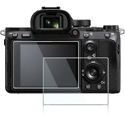Tempered Glass LCD Screen Protector for Sony a7iik alpha a7iik Camera 2PCS