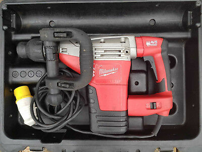 Milwaukee Kango 500S Breaker SDS Max Reception 1300W 110V