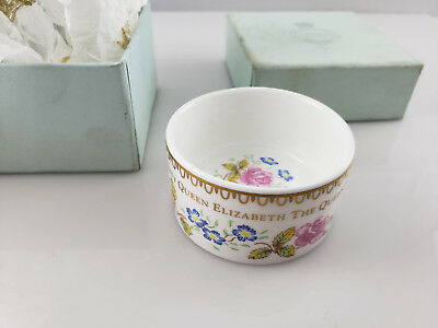 The Royal Collection English Fine Bone China To Celebrate Queen Elizabeth