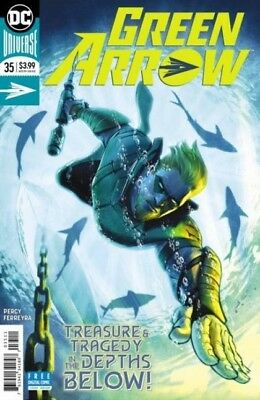 Green Arrow (6th Series) #35A **FN Condition**
