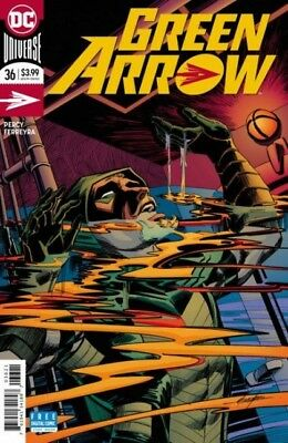 Green Arrow (6th Series)  #36B **VG Condition**