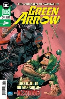 Green Arrow (6th Series)  #39A **VG Condition**