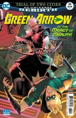 Green Arrow (6th Series) #34 **VG Condition**