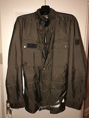 ae0e27800f1 Mens belstaff Rallymaster 350 jacket XXL Taupe/Brown. Worn Once. £500 New