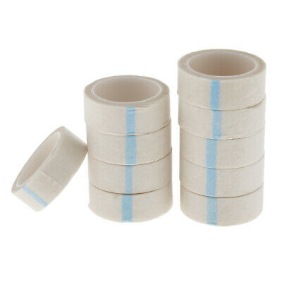 10 Rolls Sports Athletic Tape Stiy Athletes Trainers First Aid Injury Wrap