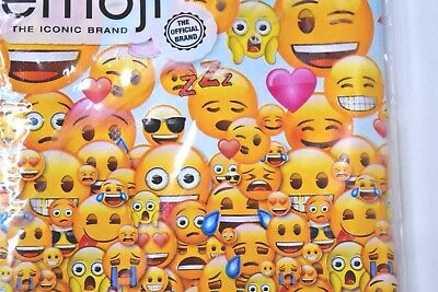 EMOJI LOL PLASTIC TABLE COVER Birthday Party Supplies Decorations Cloth Phone
