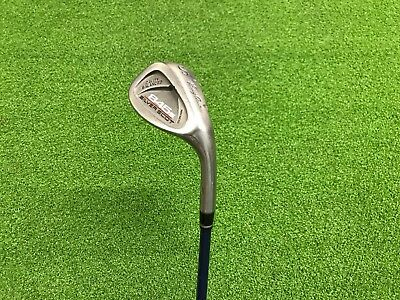 NICE Tommy Armour Golf 845s SILVER SCOT SAND WEDGE Right RH Graphite REGULAR SW