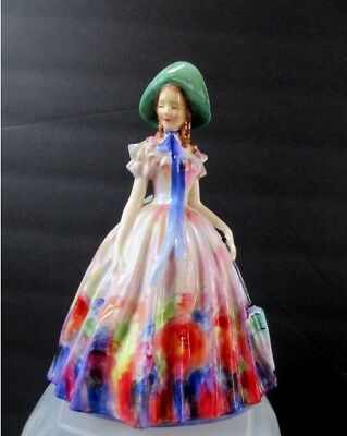 "Royal Doulton Figurine Easter Day  HN 2039  7-1/4"" tall  Mint Condition"