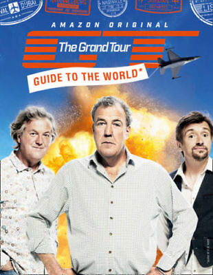 New The Grand Tour Guide to the World Hardback - CLEARANCE STOCK