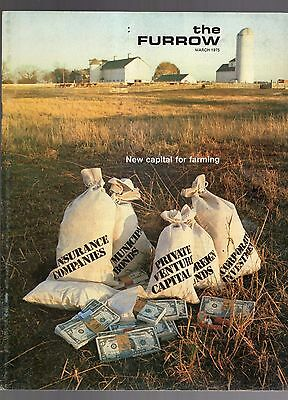 March 1975 The Furrow-John Deere Magazine-Wythe Equipment Co-Wytheville, Va.-Ads