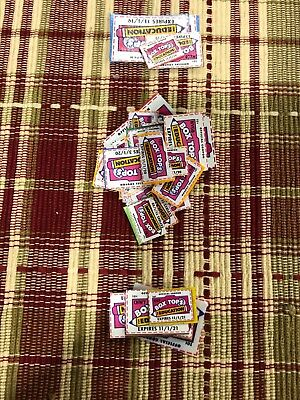 Box Tops For Education (lot of 53)