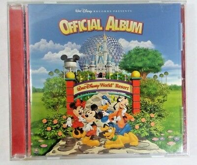 Walt Disney World Official Album CD 100 Year Celebration!! 2000