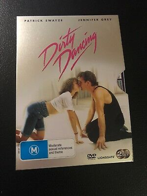 Dirty Dancing 20th Anniversary Edition ***Metal Cover*** (DVD, 2008, 2-Disc Set)