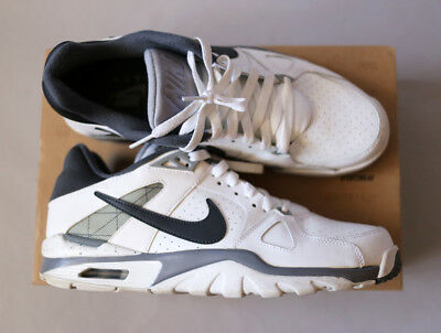 size 40 8a99a ec5cc Nike Trainer SC ii Low White 705428-005
