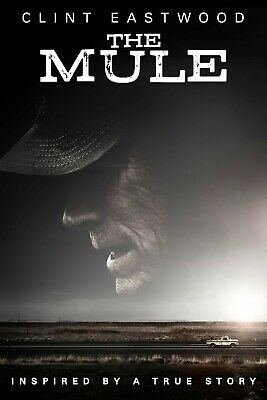 The Mule (DVD, 2019) - Brand New!!