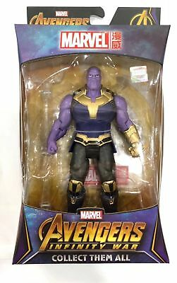 Marvel Avengers 3 Infinity War Hero Thanos Action Figures Movable Joints Model