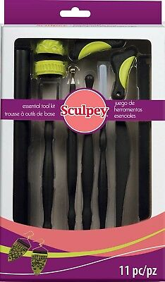 Sculpey Essential Tool Kit – 11 pc
