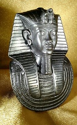 Ancient Egyptian Pharaoh King Tut Bust